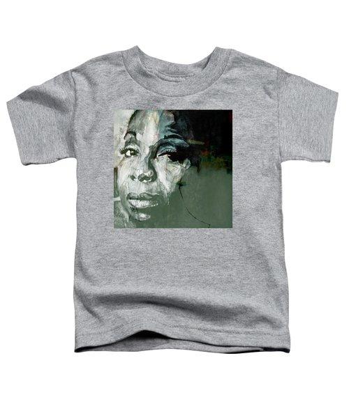 Mississippi Goddam Toddler T-Shirt by Paul Lovering