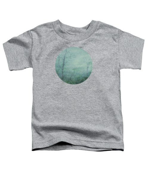 Mist On The Meadow Toddler T-Shirt