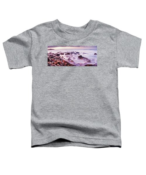Misty Bay Toddler T-Shirt