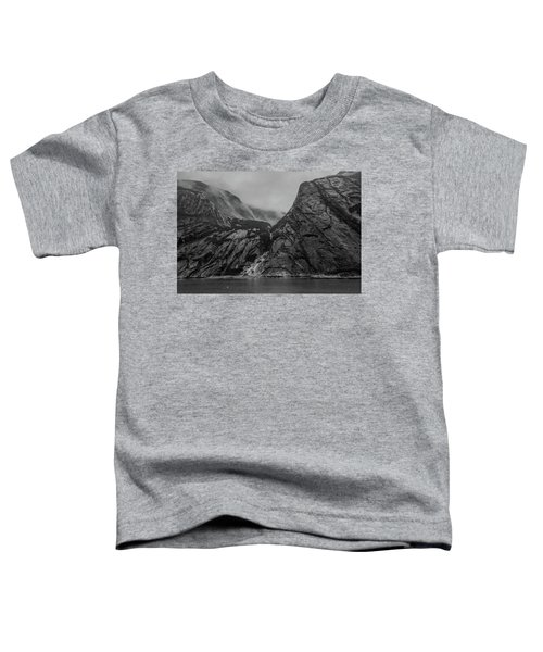 Misty Fjord Toddler T-Shirt