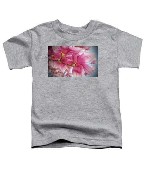 Misty Magnolia Toddler T-Shirt