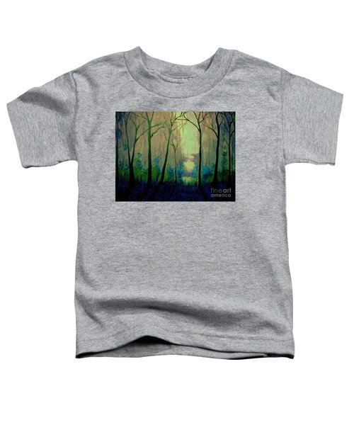 Misty Morning 2 Toddler T-Shirt