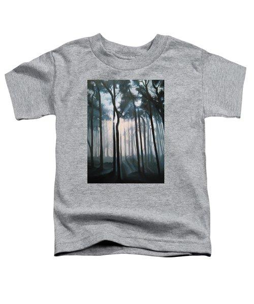 Misty Woods Toddler T-Shirt