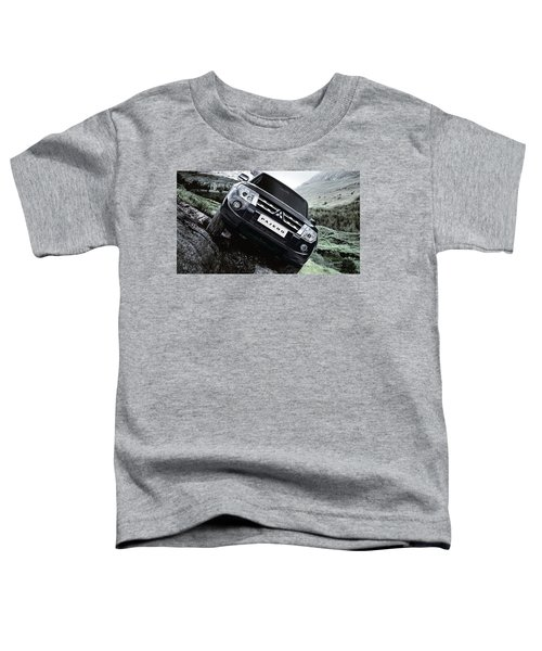 Mitsubishi Pajero Toddler T-Shirt