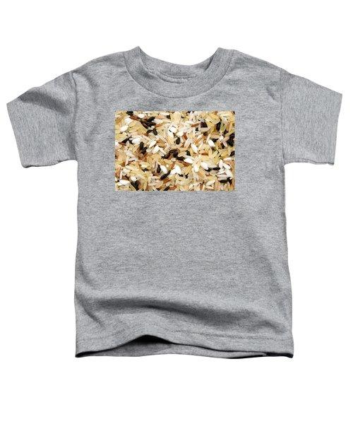 Mixed Rice Toddler T-Shirt