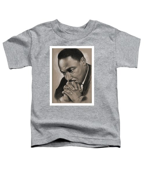 MLK Toddler T-Shirt