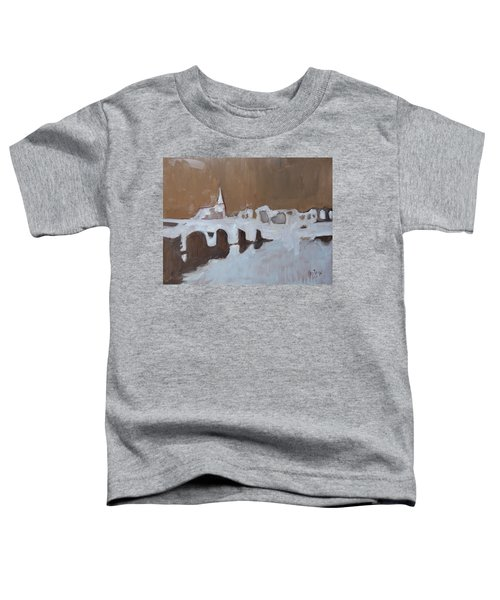 Moasbrogk In Brown Tints Toddler T-Shirt