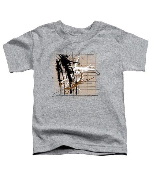 Modern Brown 2 Toddler T-Shirt
