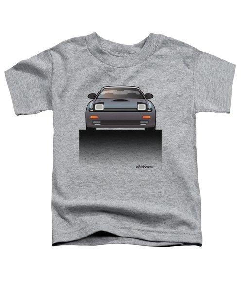 Modern Japanese Icons Series Toyota Celica  Gt-four All-trac Turbo St185 Split Toddler T-Shirt
