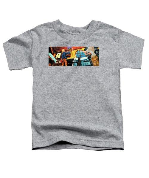 Mom's Kitchen Toddler T-Shirt