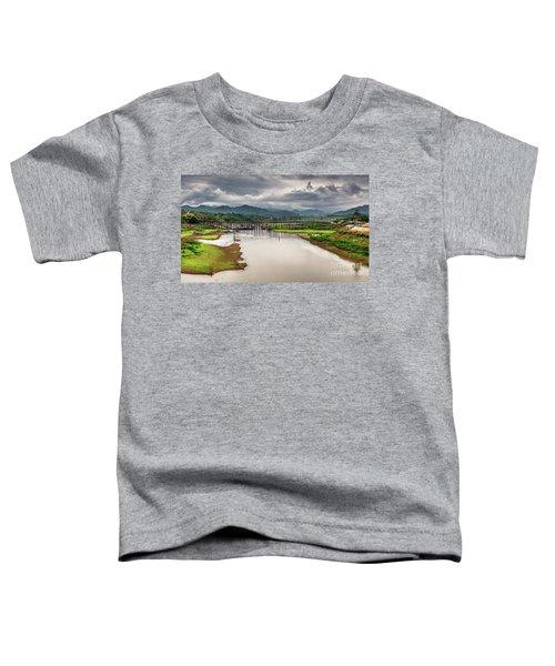 Mon Bridge Thailand Toddler T-Shirt