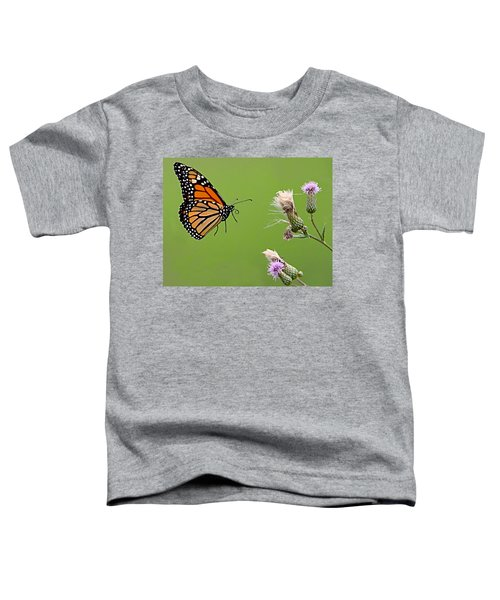 Monarch Butterfly Toddler T-Shirt