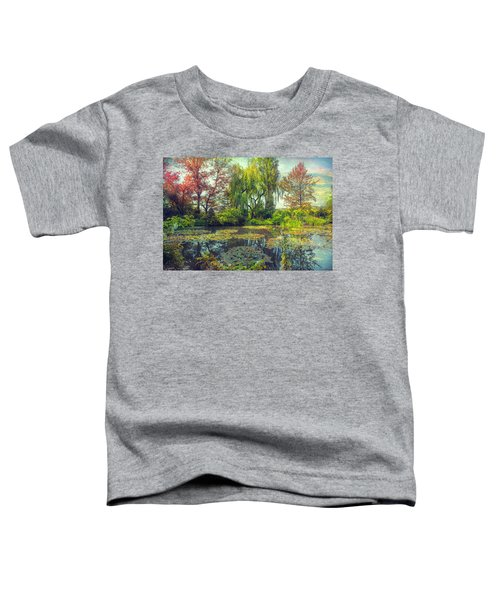Monet's Afternoon Toddler T-Shirt