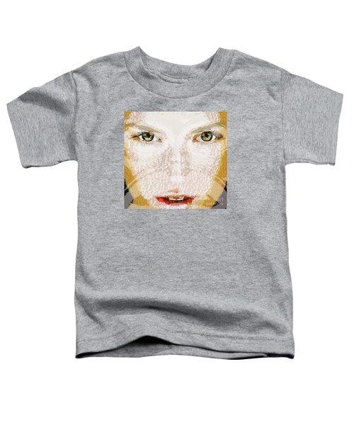 Monkey Glows Toddler T-Shirt