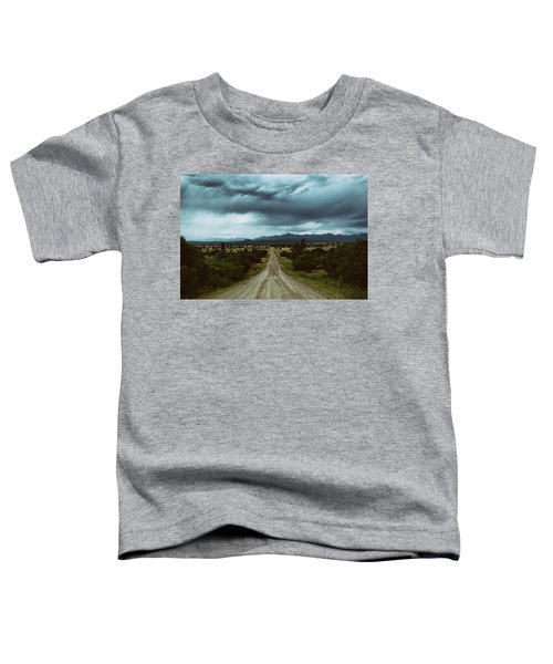 Monsoons From The Meadows Toddler T-Shirt