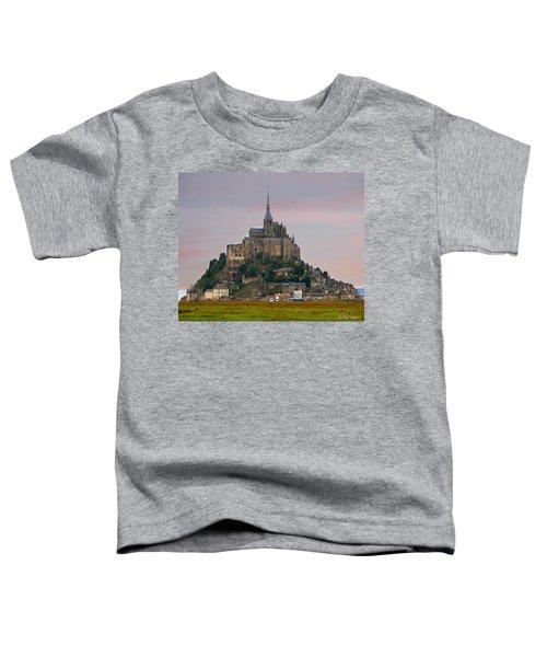 Mont Saint Michel Toddler T-Shirt