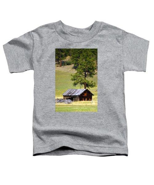 Montana Ranch 2 Toddler T-Shirt