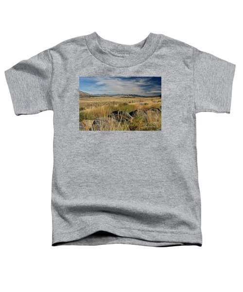 Montana Route 200 Toddler T-Shirt