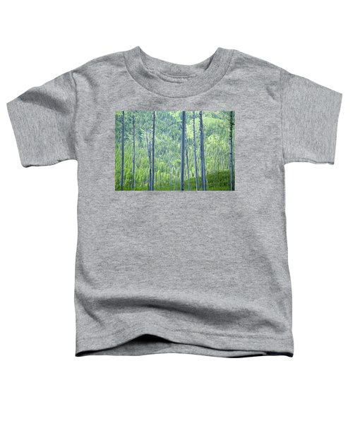 Montana Trees Toddler T-Shirt
