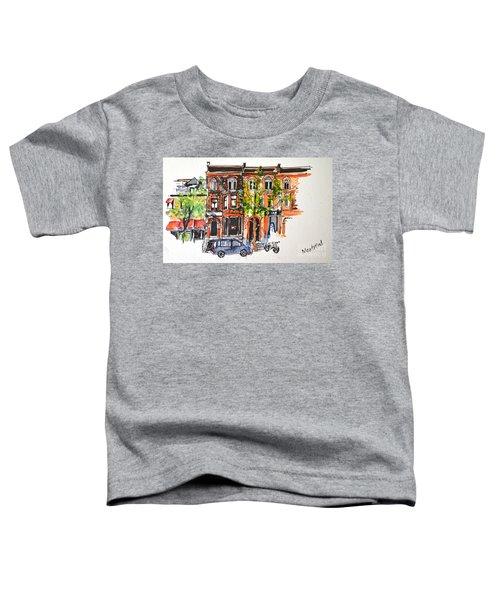 Montreal 1 Toddler T-Shirt