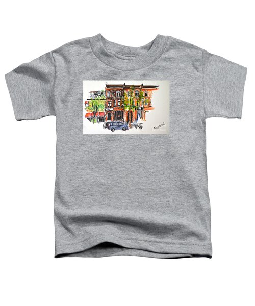 Montreal 1 Toddler T-Shirt