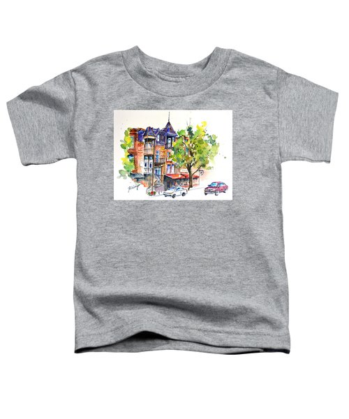 Montreal - 2 Toddler T-Shirt