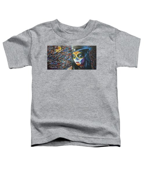 Moonlight Celebration Toddler T-Shirt