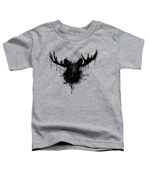 Moose Toddler T-Shirt
