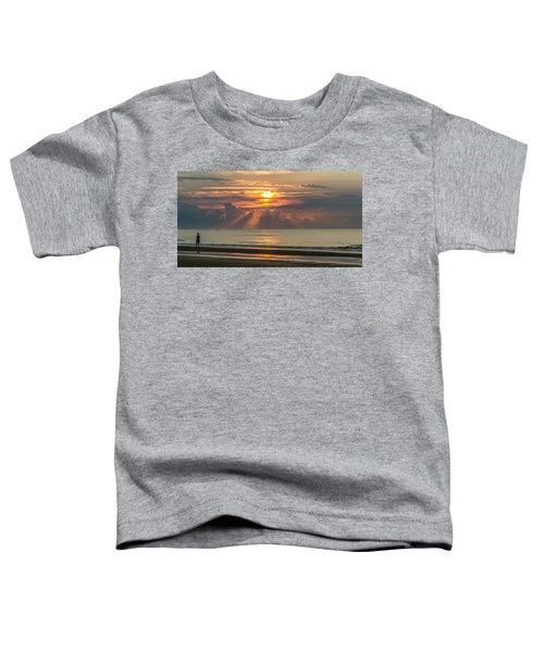 Morning Break Toddler T-Shirt