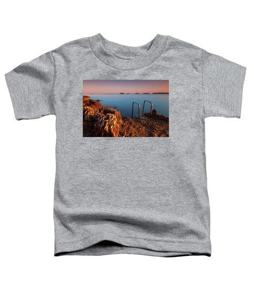 Morning Colors Toddler T-Shirt