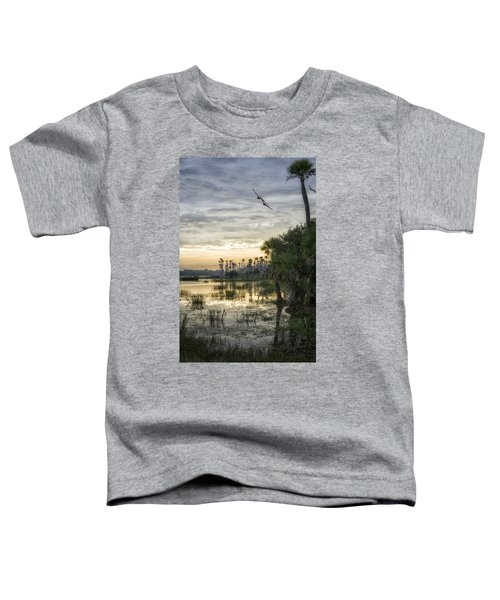 Morning Fly-by Toddler T-Shirt