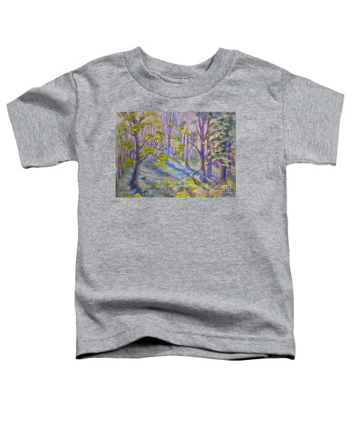 Morning Glory Toddler T-Shirt