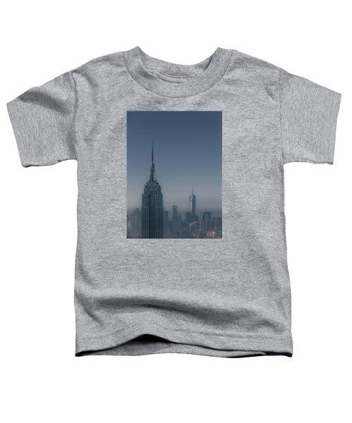 Morning In New York Toddler T-Shirt