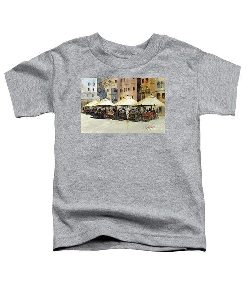 Morning Market Toddler T-Shirt