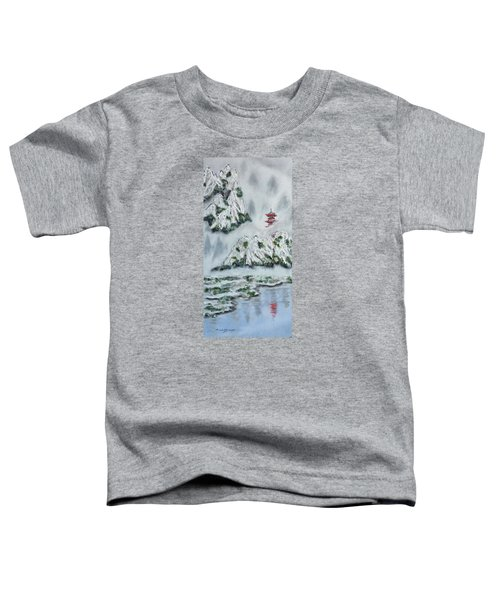Morning Mist 1 Toddler T-Shirt