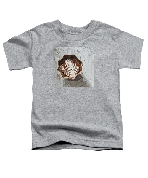 Morning Mocha Toddler T-Shirt
