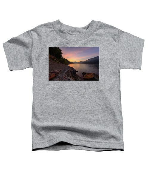 Morning On The Bay Toddler T-Shirt