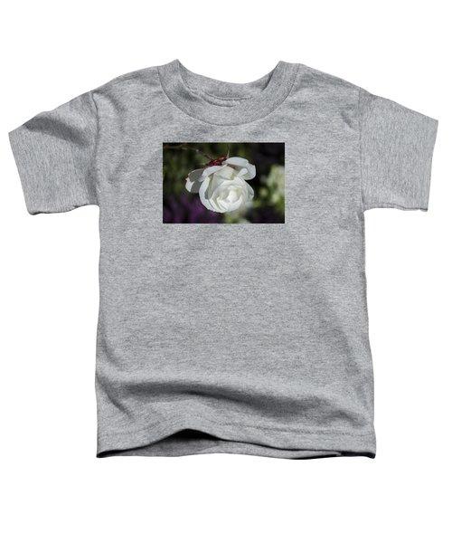 Morning Rose Toddler T-Shirt