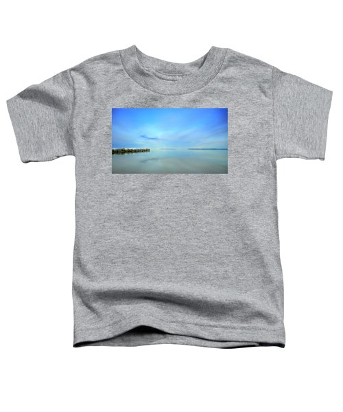 Morning Sky Reflections Toddler T-Shirt