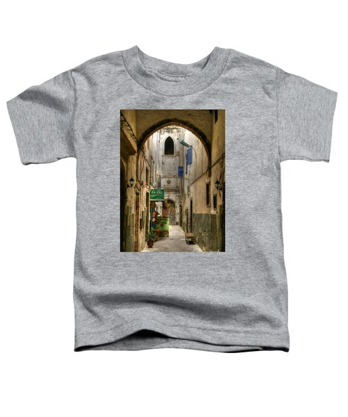 Moroccan Medina Toddler T-Shirt