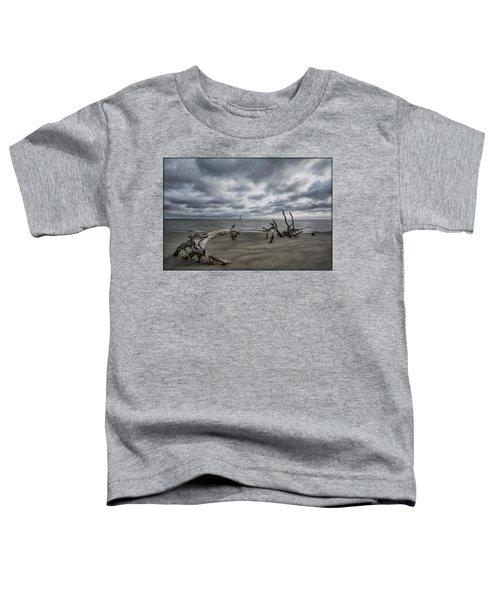 Morris Island Lighthouse Toddler T-Shirt