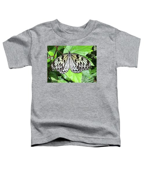 Mosaic Wing Spread Toddler T-Shirt