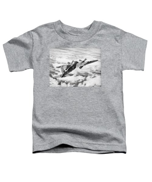 Mosquito Fighter Bomber Toddler T-Shirt