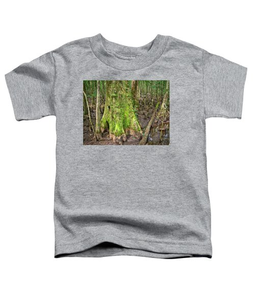 Mossy Cypress Toddler T-Shirt