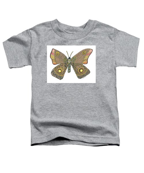 Moth Toddler T-Shirt