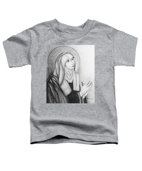 Mother Of Sorrows Version1 Toddler T-Shirt