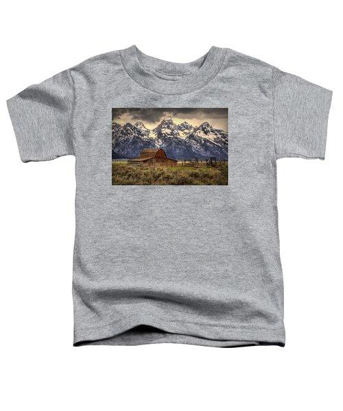 Moulton Barn Toddler T-Shirt