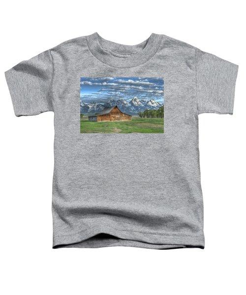 Moulton Morning Toddler T-Shirt