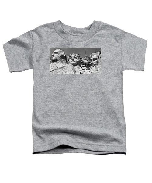 Mount Rushmore In South Dakota  Toddler T-Shirt