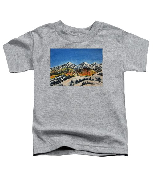 Mountain-5 Toddler T-Shirt